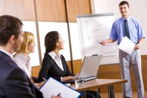 Gestores falam sobre treinamento em ROI