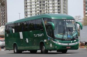 Opção de Fretamento de Ônibus cresce no país
